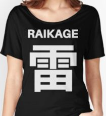 Kage Squad Jersey: Raikage Women's Relaxed Fit T-Shirt
