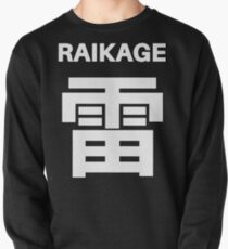 Kage Squad Jersey: Raikage Pullover