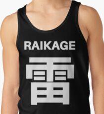 Kage Squad Jersey: Raikage Tank Top