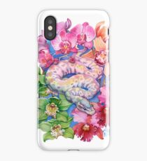 """Year of the Snake"" - Chinese Zodiac Watercolour  iPhone Case/Skin"