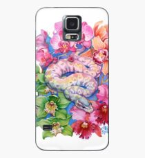 """""""Year of the Snake"""" - Chinese Zodiac Watercolour  Case/Skin for Samsung Galaxy"""