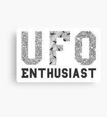 UFO Enthusiast Canvas Print