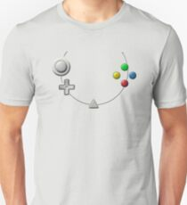 Dreamcast Buttons T-Shirt