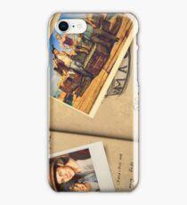 Sic Parvus Magna iPhone Case/Skin