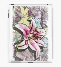 Consider the Lilies iPad Case/Skin