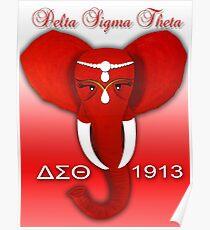 Delta Sigma Theta Poster