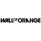 Wall Of Orange Logo by mrmanface