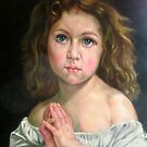 the prayer after W. Bouguereau by Hidemi Tada