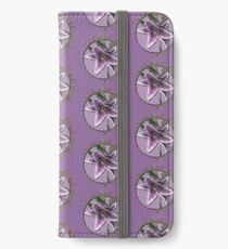 Consider the Lilies of the Field iPhone Wallet/Case/Skin