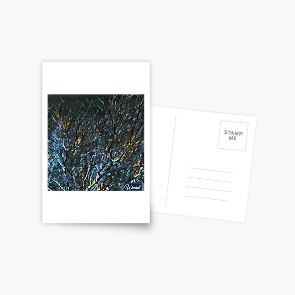 Geäst Postkarte