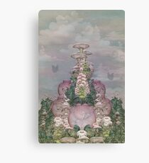 Pink Jar Canvas Print
