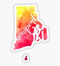 Newport Sticker
