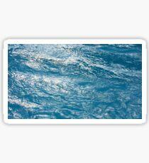Water Rush Sticker