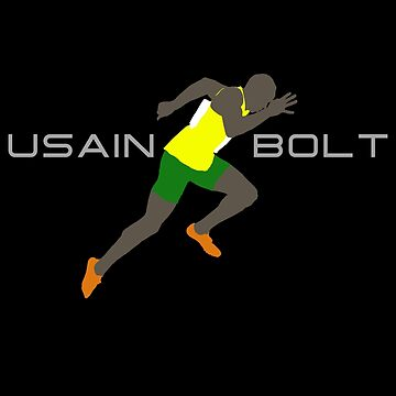 USAIN BOLT SPRINT by klavieroza