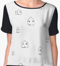 Houses Chiffon Top