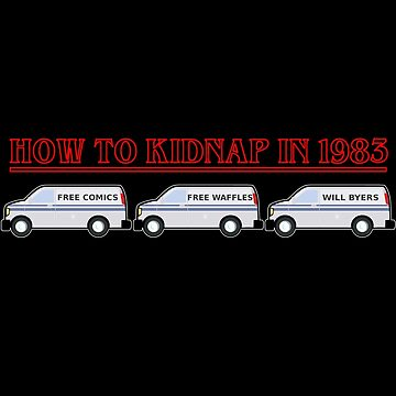 How To Kidnap In 1983 by mannart