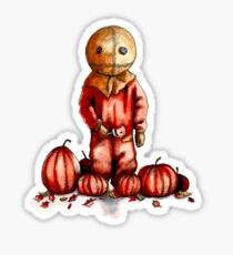 Trick R Treat Sam Sticker
