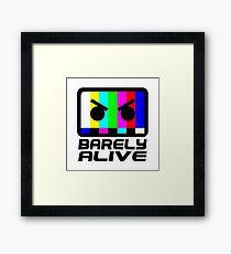 Barely Alive Framed Print