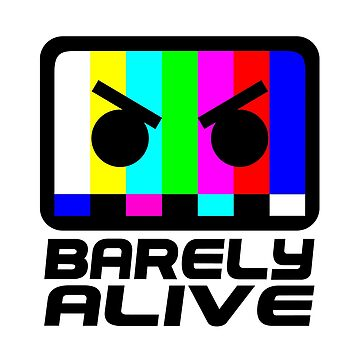 Barely Alive by thrxxd