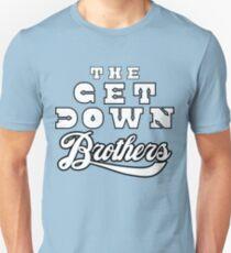 Netflix, The Get Down Brothers DJ Battle Jacket T-Shirt T-Shirt