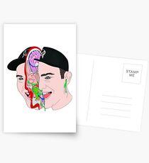 Getter Radical Dude Postcards