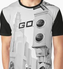 Hollywood Go Graphic T-Shirt