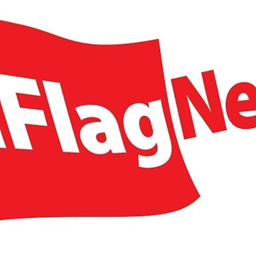 RedFlag News Bumper Sticker by redflagnews