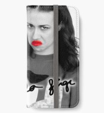 Miranda Sings Haters Zurück iPhone Flip-Case/Hülle/Skin