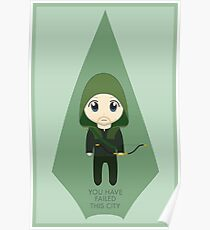 Arrow: Too Cute to Fail Poster