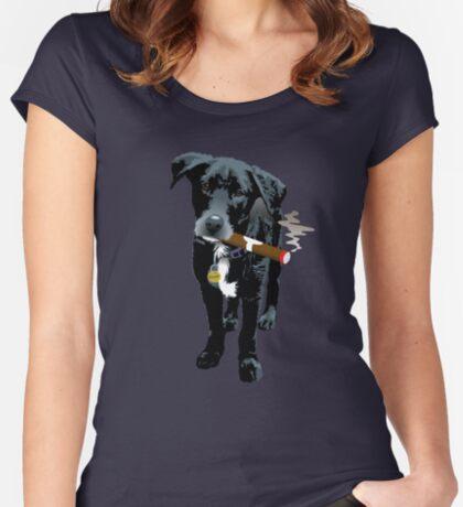 Dorrigo Women's Fitted Scoop T-Shirt