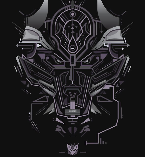 Galvatron by Petros Afshar