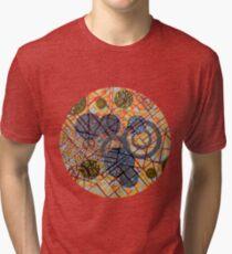bombing Milan (original sold) Tri-blend T-Shirt