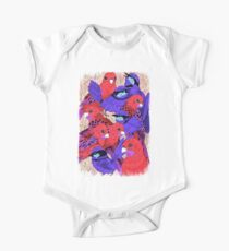 Wrens and Rosellas Delight! Kids Clothes