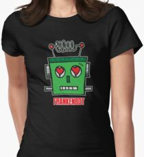 Frankenbot Women's Fitted T-Shirt