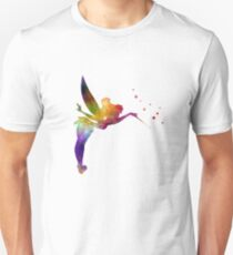 Tinkerbell in watercolor T-Shirt