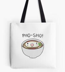 pho-sho Tote Bag