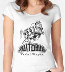 Autobus Women's Fitted Scoop T-Shirt