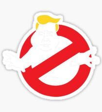 trump buster Sticker