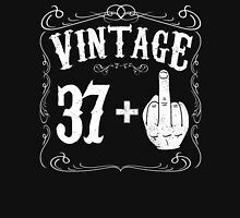 Vintage middle finger salute 38th birthday gift funny 38 birthday 1978 Unisex T-Shirt