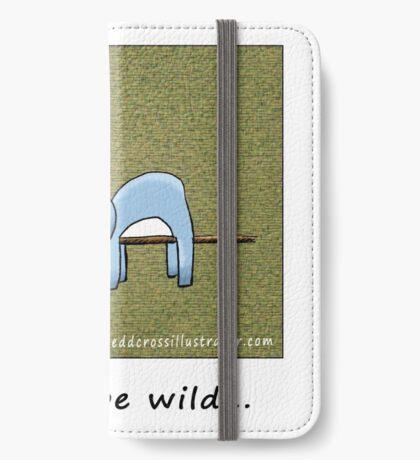 Koala - Born To Be Wild iPhone Wallet