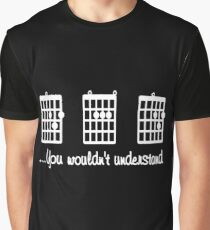 Dad - Guitar Dad   You Wouldn't Understand T-shirts Graphic T-Shirt