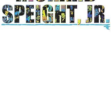 Richard Speight, Jr. Pop Art  by IAmTumblweeeed