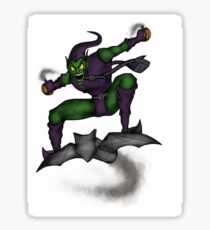 The Green Goblin Sticker