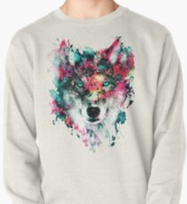 Wolf II Pullover