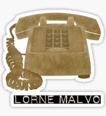 Fargo Telephone Lorne Malvo Sticker