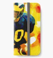 Mr. Tom Brady at Michigan iPhone Wallet/Case/Skin