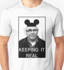 Baudrillard - Keeping it real T-Shirt