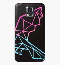 Wire Bird Case/Skin for Samsung Galaxy