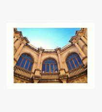 Architecture of Crete  Art Print