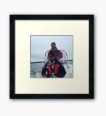 Johan solo Framed Print